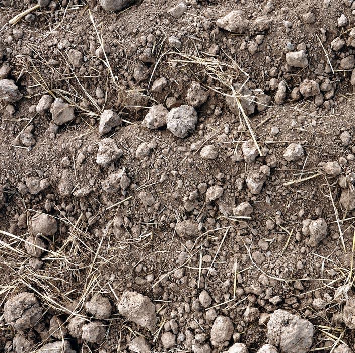 Kamenité a štěrkovité zeminy