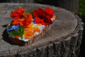 chleb s kvety