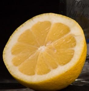 citron rozriznuty
