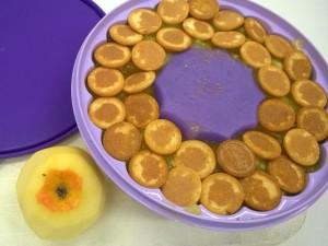 nepeceny dort s jablky