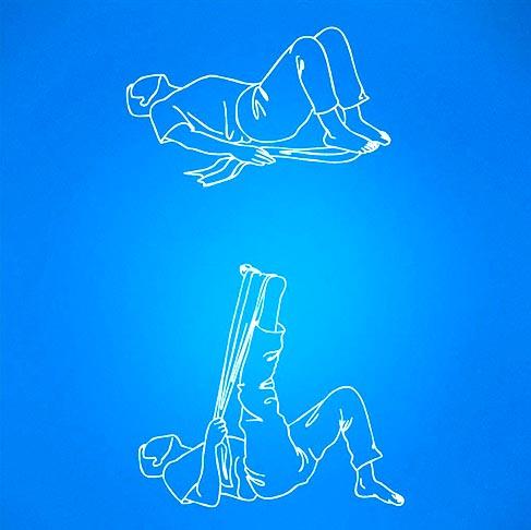 cviky na kolena