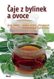 kniha bylinne a ovocne caje