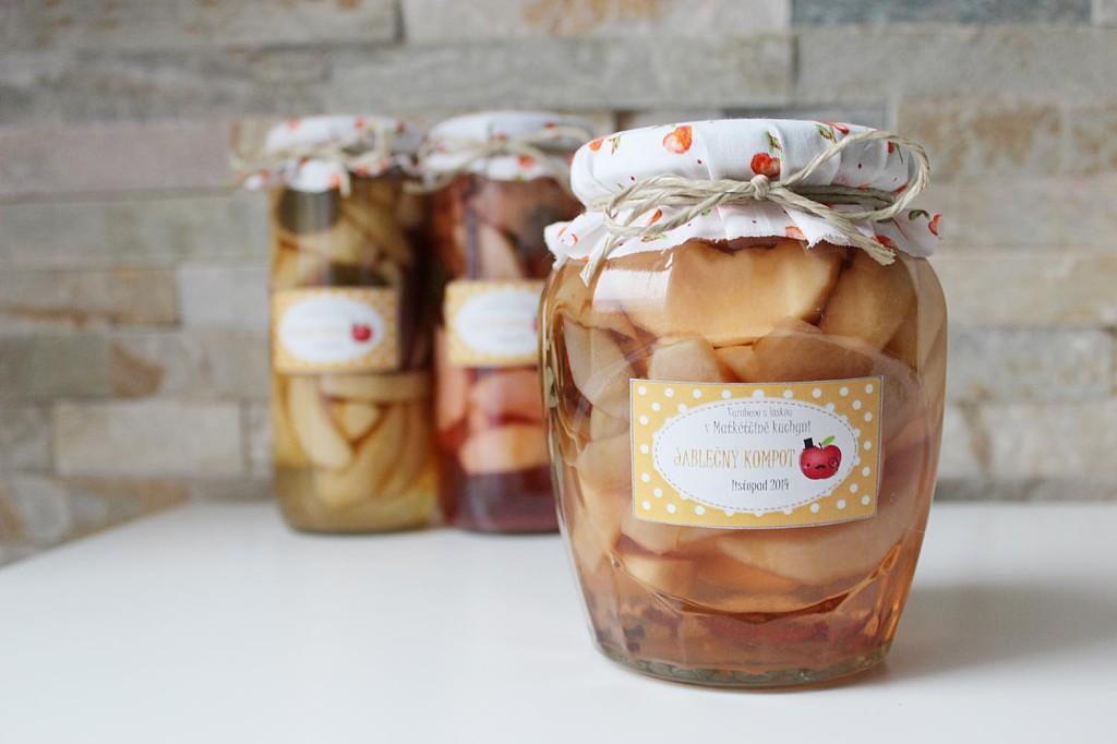 jablecny kompot