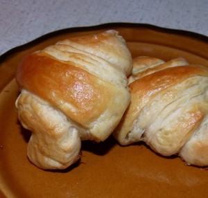 recept na maslovy corissant