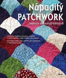 kniha napadity patchwork