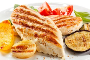 recept na grilovane kureci maso
