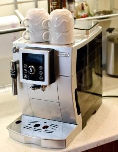 kavovar automaticky