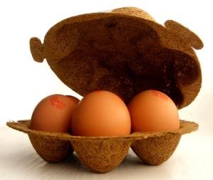 vejce v baleni