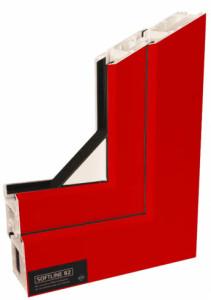 okno cervene