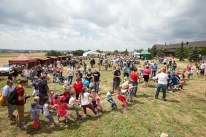 Farmářské slavnosti akce pro deti