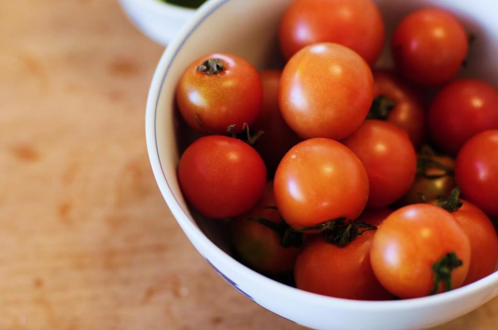 rajce v misce