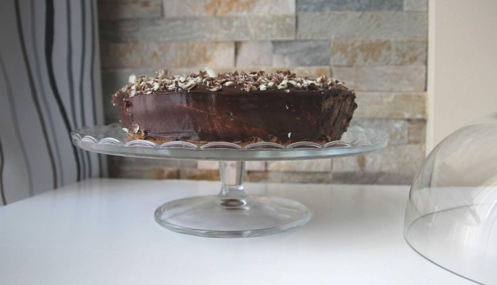 parizsky dort s parizskou slehackou