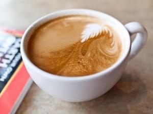 kava cappucino