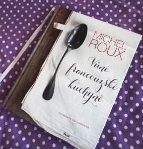 kniha vune francouzske kuchyne