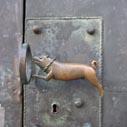 dvere pes klika nahled