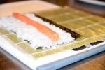 sushi maki losos
