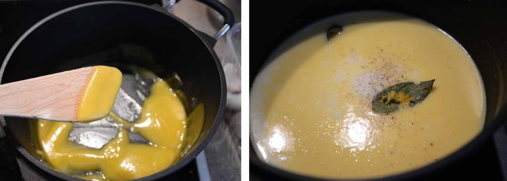 besamel na lasagne