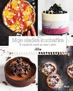 kniha moje sladka kucharka