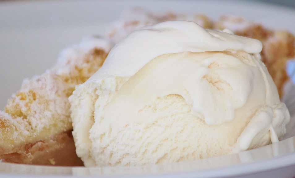 domaci smetanova zmrzlina