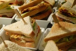 jidlo sandwich