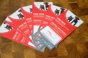 vstupenky for pets 2016