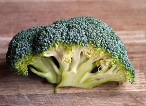 brokolice v kuchyni