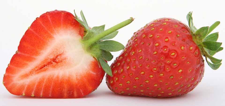 jahody zdravi