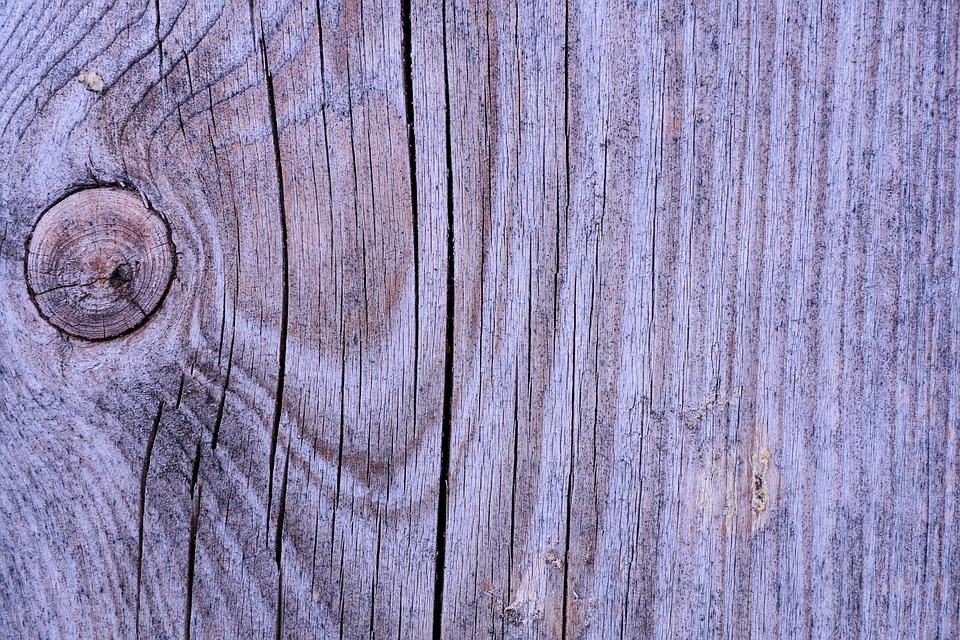 drevena terasa zima
