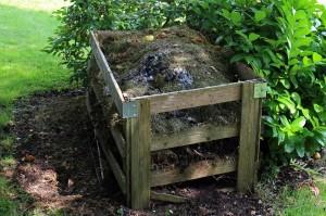 kompost na podzim