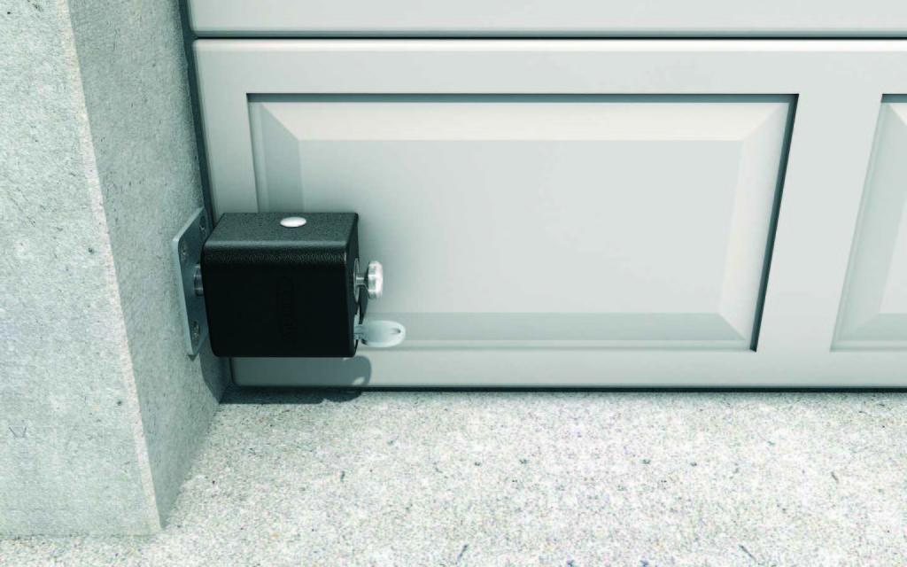 BOX II garazova vrata