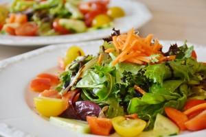 salat raw