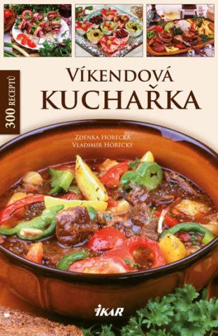 kniha vikendova kucharka