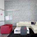 Dekorativní nátěr s imitací betonu