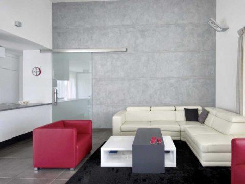 Nátěr imitace betonu