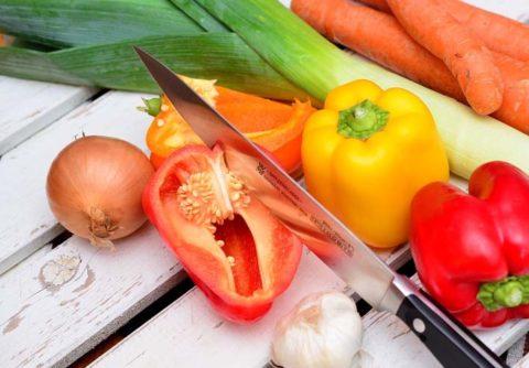 vegan zelenina