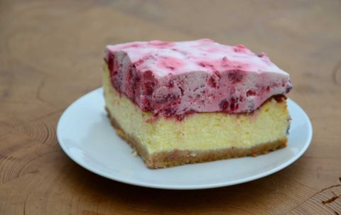 recept na cheescake