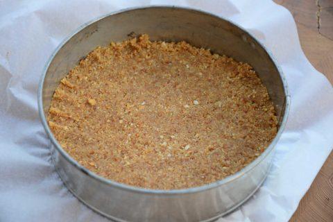 cheesecake korpus