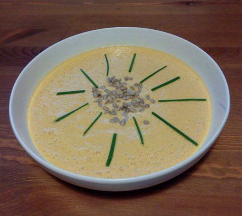 mrkvova raw polevka
