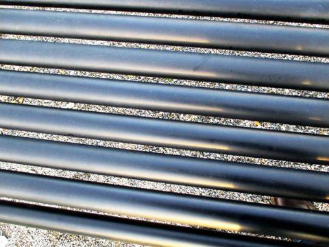 kov trubky