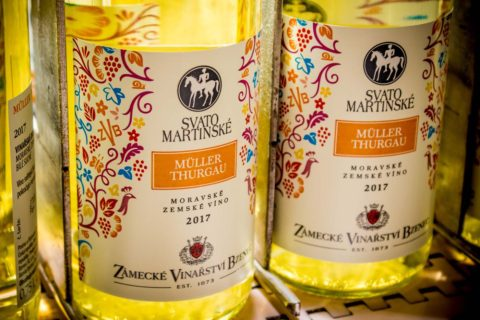 svatomartinske vino