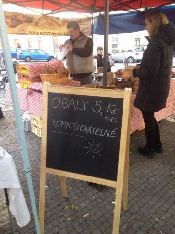 trh bez obalu