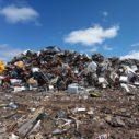 odpad skladkla