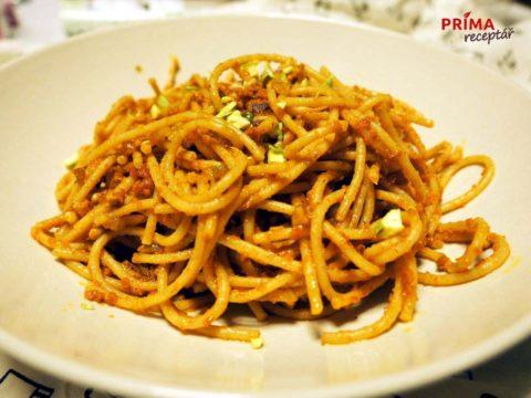 celozrnne spagety