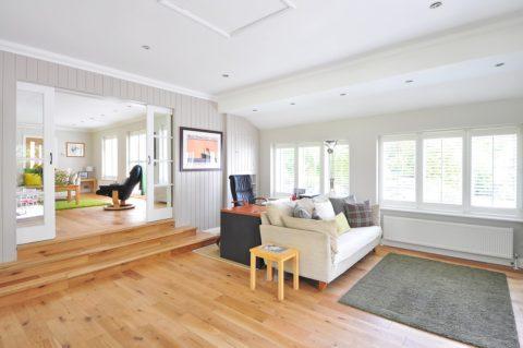 drevena podlaha v interieru