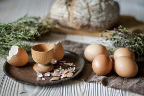 cerstva vejce
