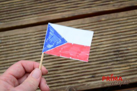 ceska vlajka