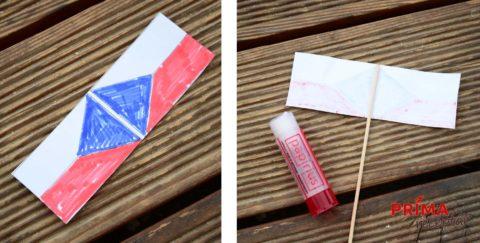 ceska vlajka vyroba