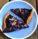 boruvkovy kolac nahled