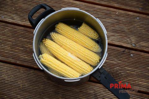 jak uvarit kukurici