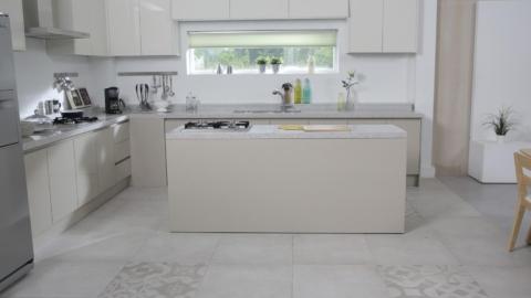podlahove topeni v kuchyni